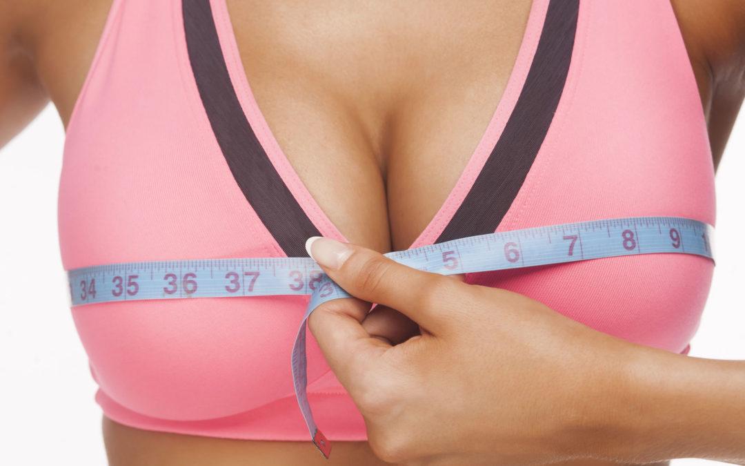 Quando un seno prosperoso diventa un peso